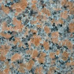 Granite Counter or Vanity Top Maple Red